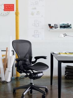 8 delightful aeron by herman miller images desk chairs office rh pinterest com