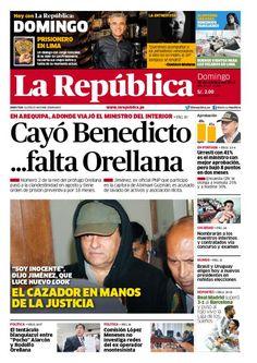 La República 26-10-2014