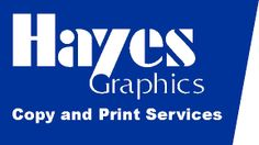 Hayes Graphics - Ventura County's Printing and Copying Solution