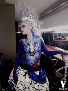 BODY ART :: Vanesa Colón Make Up Artist