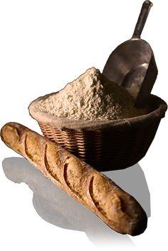 Boulangerie Saint-Renan (29) : baguette Bagatelle – Boulangerie Harnois