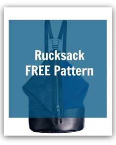How to Make a Backpack: Free Pattern αφροδίτη