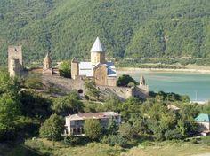 Il Viaggiatore Magazine -Castello - Ananuri, Georgiad