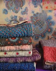 kantha quilts at www.jaypore.com