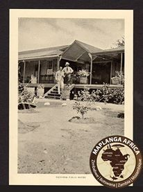 Image Victoria Falls Hotel Original photo owned by Maplanga Africa Victoria Falls, Zimbabwe, Old Photos, Birth, Africa, Baseball Cards, The Originals, History, Image