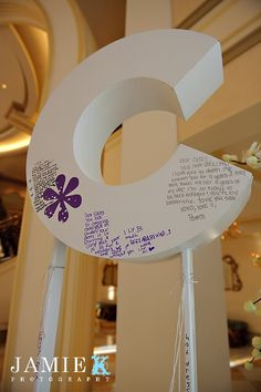 C shaped sign in board for Casey's Bat Mitzvah at The Grove in Cedar Grove, New Jersey. Bat Mitzvah Themes, Bat Mitzvah Party, Bar Mitzvah, 17th Birthday, Paris Birthday, Teen Decor, Sweet 16 Parties, Party Themes, Theme Ideas