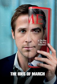 The Ides of March - my pick for movie poster of the year