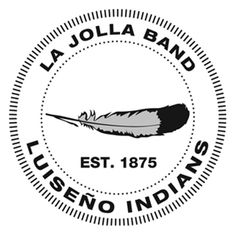 1875, The La Jolla Band of Luiseño Indians are a federally recognized tribe of Luiseño Indians, located in northern San Diego County, California. There are five other federally recognized tribes of Luiseño in southern California. La Jolla has four Tribally Owned Enterprises, The La Jolla Trading Post, The La Jolla Trading Post Casino, The Zip Zoom Zipline, and The La Jolla Indian Campground. * 30155EGT Indian Tribes, La Jolla, Trading Post, Southern California, San Diego, Zip