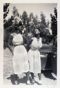 """""""Girl!"""" 1940's."""