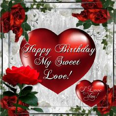 For You My Sweet Love