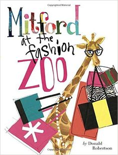 AmazonSmile: Mitford at the Fashion Zoo (9780451475428): Donald Robertson: Books