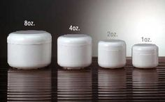DOUBLE WALL ROUND BASE PLASTIC JARS - PP/PP BOTTLES