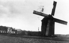 Windmühle Stepenitz in Pommern