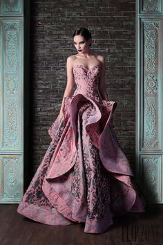 Rami Kadi Haute Couture Fall Winter 2013-2014