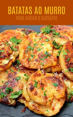 Veggie Recipes, Vegetarian Recipes, Slow Cooker Recipes, Cooking Recipes, Portuguese Recipes, Easy Cooking, Easy Meals, Food And Drink, Yummy Food