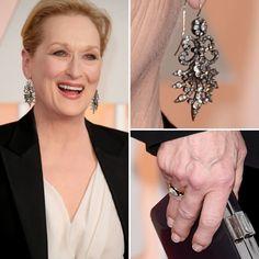 Las joyas más espectaculares de los Oscar