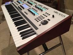 MATRIXSYNTH: John Bowen SOLARIS Synthesizer