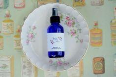 Lavender & Calendula Tonic - www.wrbodycare.com #WillowRose #organictoner #skin toner #lavender #calendula