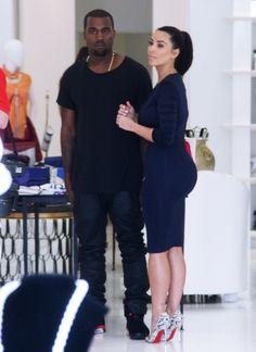 Kim Kardashian | Kanye West
