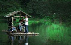telaga warna puncak-Bogor
