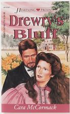 USED (GD) Drewry's Bluff (Heartsong Presents #147) by Cara McCormack (Loree Loug