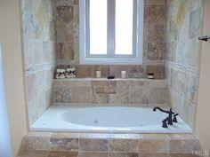 bathtub shelf idea
