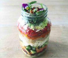 Op Zoek naar Snelle & Gezonde Lunchideetjes? Met deze Stap-voor-Stap Gids heb je in Geen Tijd een Lekkere Vegan Detox Salade Boordevol Proteïne!