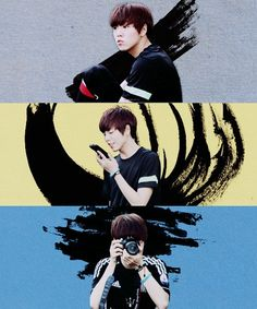 cool Lee Hyun Woo - the most ordinary collage makes perfect