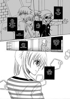 Soul Eater Doujinshi: Doubts Page 03/18 by nayght-tsuki