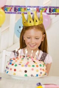 Birthday Games for Five to Eight-Year-Old Girls