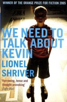 An amazing story of clinical psychopathy in a child, and his relationship with his family. Harrowing and compelling read. Brilliant. The writing did take a while getting used to though...