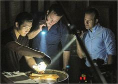 Photo Alex O'Loughlin, Daniel Dae Kim, Scott Caan