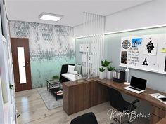 Návrh interiéru pracovne Keď práca teší, pohľad od okna Corner Desk, Study, Furniture, Home Decor, Homemade Home Decor, Studio, Corner Table, Home Furnishings, Learning