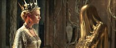 """""""You are the fairest. But there is another destined to surpass you.""""  Charlize Theron as The Queen in SNOW WHITE AND THE HUNTSMAN. See the film in theatres June 1, 2012."""