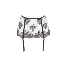98d370c377a Mimi Holliday Bella Donna Suspender Belt ( 55) ❤ liked on Polyvore  featuring intimates