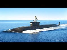 Borei-class Ballistic Missile Submarine [HD]-2014 - YouTube