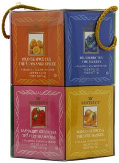 Bentley's Royal Classic Collection Assorted Flavor Gift Pack, 96 Tea Bag Assorted Set (Pack of 2) - http://mygourmetgifts.com/bentleys-royal-classic-collection-assorted-flavor-gift-pack-96-tea-bag-assorted-set-pack-of-2/