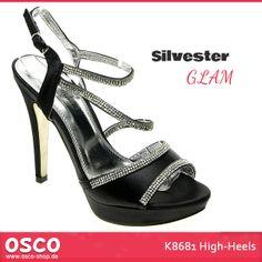 Schuhe für Silvester! www.osco-shop.de