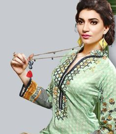 Dhanak Embroidered Lawn Collection ST_2001_B