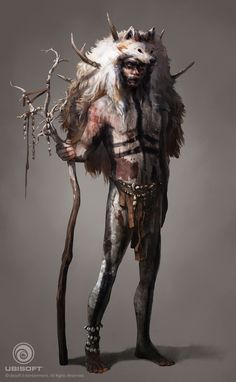 ArtStation - Characters and Animals, Naomi Savoie