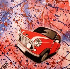 Mini Splatter by Richard Yeomans  http://www.smartgallery.co.uk/artworks/richardyeomans011