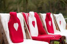 Create your own winter wonderland wedding, just like this one! © venetianorrington.com