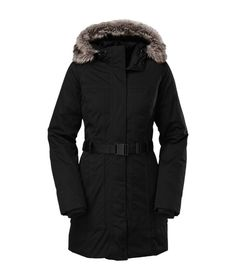 The North Face Women's Jackets & Vests INSULATED GOOSE DOWN WOMEN'S BROOKLYN DOWN JACKET