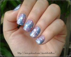 Dia 19 - Galaxy Nails
