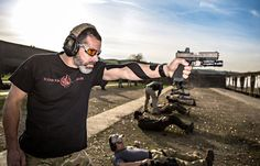 Costa Salient Glock Tactical Training, Tactical Gear, Salient Arms, Guns And Ammo, Special Forces, Firearms, Hand Guns, Weapons, Chris Costa