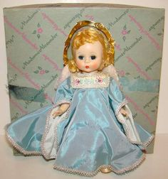 Guardian Angel Doll SLW 1954 Madame Alexander 480 MINT
