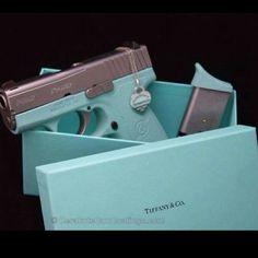This is my handgun - Tiffany