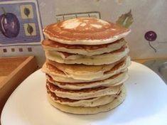 Pancakes (πανκέικς-βασική συνταγή)