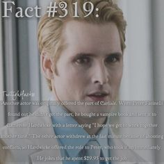 """1,293 Synes godt om, 9 kommentarer – Twilight Facts (@twilightfactss) på Instagram: """"~ Sounds like he really wanted that role - Autumn…"""""""