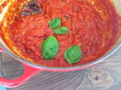 Arrabiata Sauce - the Classic